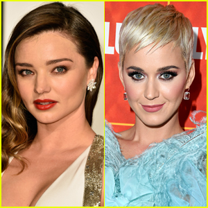 Miranda Kerr Writes Supportive Comment on Katy Perry's Instagram!