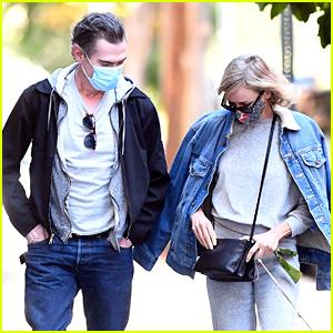 Naomi Watts & Boyfriend Billy Crudup Make Rare Appearance Together in NYC!