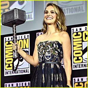 Natalie Portman Seems to Reveal Major 'Thor 4' Plot Point