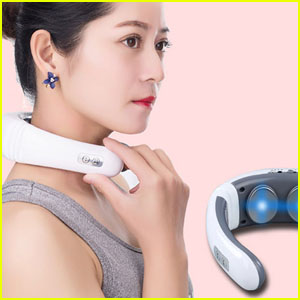 Get Rid Of Pain & Fatigue With This Handy $28 Neck Massager