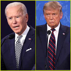 Joe Biden & Donald Trump's Next Debate Will Feature Muted Mircophones, According to New Commission Rules
