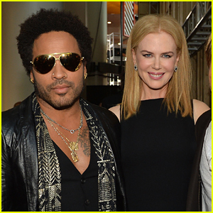 Lenny Kravitz Didn't Feature His Engagement To Nicole Kidman In His Memoir For This Reason