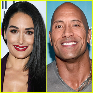 Nikki Bella Explains Why She Received Backlash for Supporting Book About The Rock