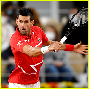 Novak Djokovic Hits Line Judge in the Face with Tennis Ball, Not Disqualified This Time!