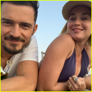 Orlando Bloom Shares Never-Before-Seen Pics for Katy Perry's Birthday!