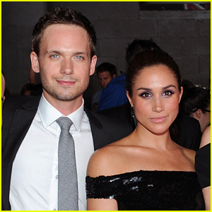 Meghan Markle's Former 'Suits' Co-star Patrick J. Adams Thanks Her For Being Vocal About the Election