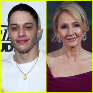 Pete Davidson Calls Out J.K. Rowling for Transphobic Comments During 'SNL'