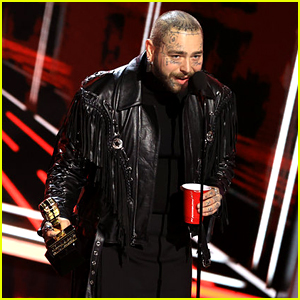 Post Malone Makes Hilarious Admission During His Speech at Billboard Music Awards 2020