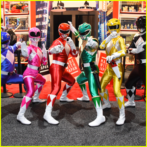 'Power Rangers' Is Getting a Film & TV Reboot!