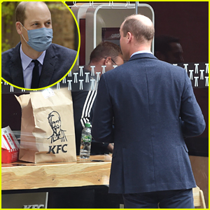 KFC Had a Brilliant Response To Prince William Checking Out Their Storefront