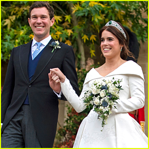 Princess Eugenie Shares 3 Never-Before-Seen Photos From Her Wedding Day