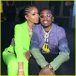 Quavo Reveals the First DM He Ever Sent to His Now-Girlfriend Saweetie!