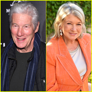 Richard Gere Called Martha Stewart To Get His Own Caramel Mile High Cake
