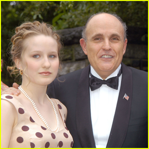 Rudy Giuliani's Daughter Caroline Reveals She's Voting for Joe Biden: 'I May Not Be Able to Change My Father's Mind'