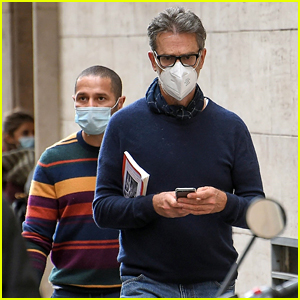 Rupert Everett Steps Out with Longtime Boyfriend After Saying He Wants to Get Married!