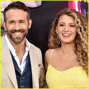 Blake Lively & Ryan Reynolds Voted, But Fans Can't Stop Talking About What She Did to Her Feet in the Pic