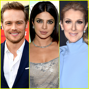 Sam Heughan, Priyanka Chopra & Celine Dion to Star in 'Text For You'!