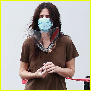Sandra Bullock Continues Working Hard on New Netflix Movie in Vancouver