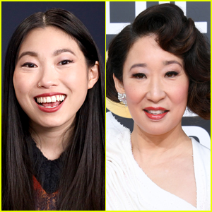 Awkwafina & Sandra Oh to Star in Netflix Comedy Together!