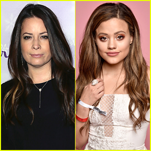 Holly Marie Combs Reacts To Sarah Jeffery Calling Her Out About 'Charmed' Revival Comments
