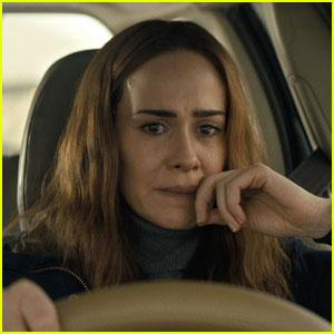 Hulu Debuts Intense 'Run' Trailer Starring Sarah Paulson - Watch Now!
