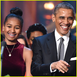Sasha Obama Is Trending on Twitter Because of This Video!