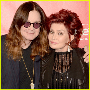 Sharon Osbourne Says Someone 'Maxed Out' Her & Ozzy's Credit Cards