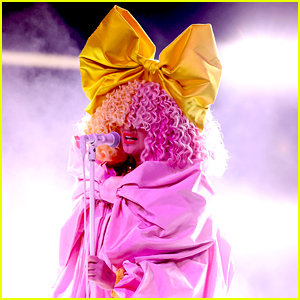 Sia Sings 'Courage to Change' in Pink Bow Dress at Billboard Music Awards 2020 (Video)