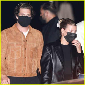 Sofia Richie Grabs Dinner with Cha Cha Matcha Co-Founder Matthew Morton at Nobu