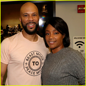 Tiffany Haddish & Common Confirm They're Still Together During an Instagram Live (Video)