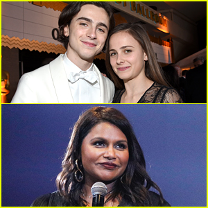 Timothee Chalamet's Sister Pauline To Star in HBO Max Series From Mindy Kaling