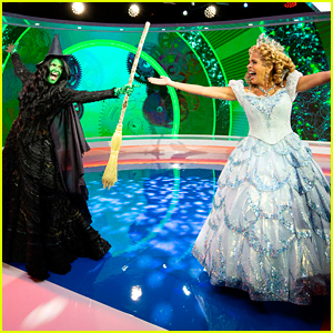'Today Show' Hosts Pay Tribute to Broadway with Their Halloween Costumes!