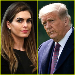Donald Trump Reacts to Hope Hicks' Covid Diagnosis, Says He Will Begin Quarantine Process