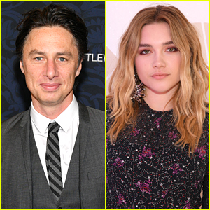 Zach Braff & Florence Pugh Mourn Death of Dog Roscoe By Writing Sweet Tributes