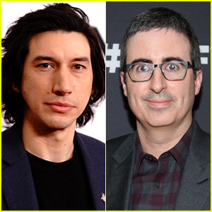 Adam Driver Confronts John Oliver: 'What the F--- Are You Doing?'