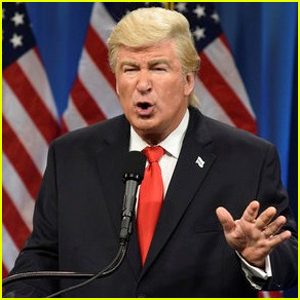 Alec Baldwin Jokes About Being 'Out of a Job' on 'SNL' After Trump Loses Election