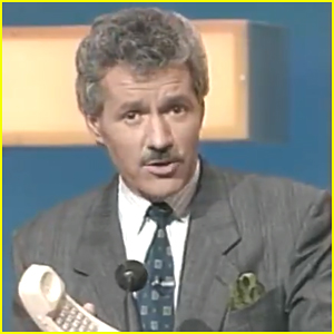 This Video of Alex Trebek Swearing While Promoting 'Phone Jeopardy!' Is Going Viral
