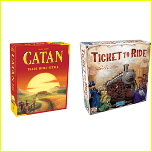 Amazon Is Having a Huge Sale on Board Games, Including Catan & Ticket to Ride!