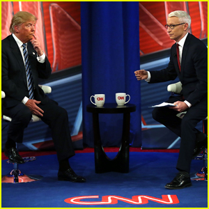 Anderson Cooper Calls Trump an 'Obese Turtle Flailing on Its Back' After Wild Speech