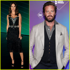 Armie Hammer, Alison Brie, & More Stars Were Presenters at People's Choice Awards 2020!