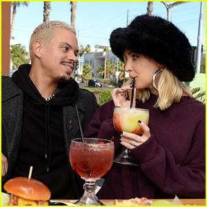 Ashlee Simpson & Evan Ross Enjoy First Date Night Since Welcoming Baby Ziggy