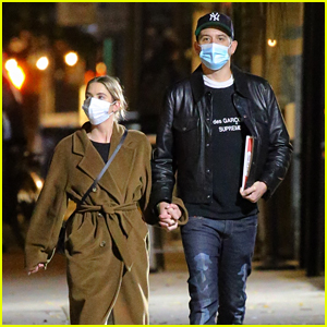 Ashley Benson & G-Eazy Take Their Romance to NYC, Spotted On Date Night in SoHo