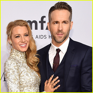 Blake Lively & Ryan Reynolds Donate $500K To Support Homeless & Trafficked Youth Across Canada