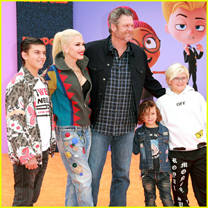 Blake Shelton Asked Gwen Stefani's Sons For Permission To Marry Her Ahead of Proposal