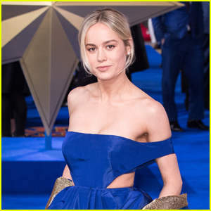 Brie Larson Used to Think She Was 'Ugly'