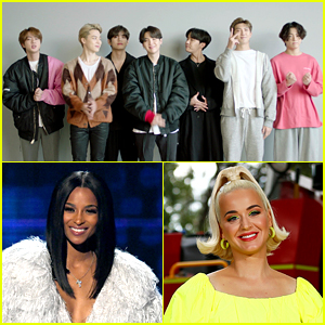 BTS, Katy Perry, Ciara & So Many More Are Ringing In The Holidays For Disney's Holiday Singalong