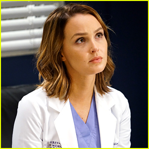 'Grey's Anatomy's Camilla Luddington Clears Up Debate About Cast Wearing KN95 Masks Behind The Scenes