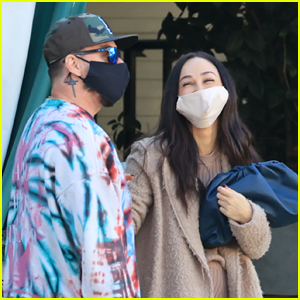 Cara Santana & Shannon Leto Spotted on Daytime Date in L.A.