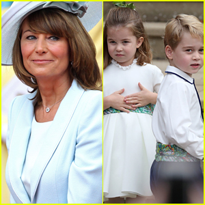 Kate Middleton's Mom Reveals Her Christmas Plans with Her Royal Grandkids