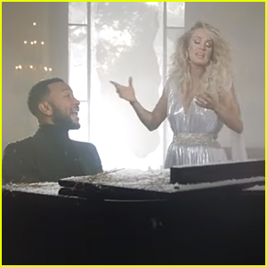 Carrie Underwood Teams Up With John Legend For Powerful & Magical 'Hallelujah' Music Video